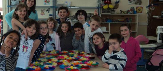 Mouguerre Jeunesse : pâques dans les temps périscolaire à Mouguerre
