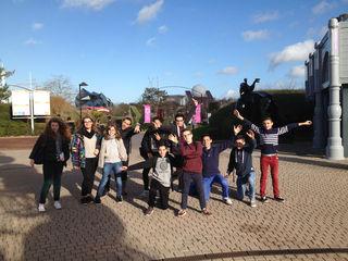Mouguerre Jeunesse : Le Futuroscope