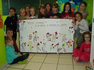 Mouguerre Jeunesse : De toussaint à noël à l'école du Bourg