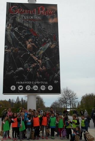 Mouguerre Jeunesse : Séjour au Puy du Fou