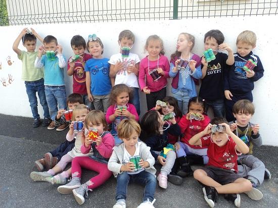 Mouguerre Jeunesse : La rentrée à l'accueil périscolaire de l'école du port