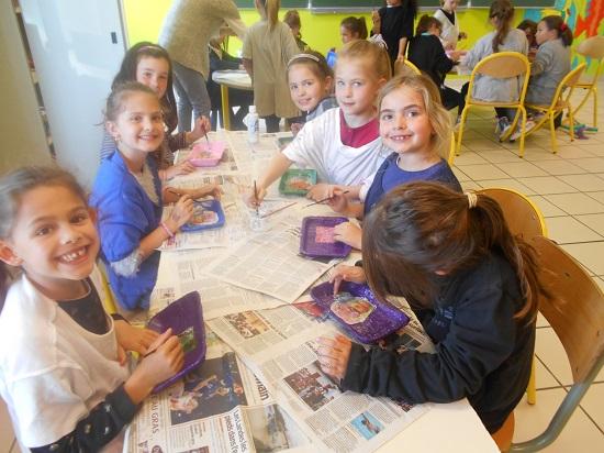 Mouguerre Jeunesse : Les Cycles 2 de l'école du bourg explorent l'art