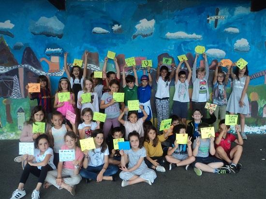 Mouguerre Jeunesse : A la découverte du Pays Basque à l'école du port