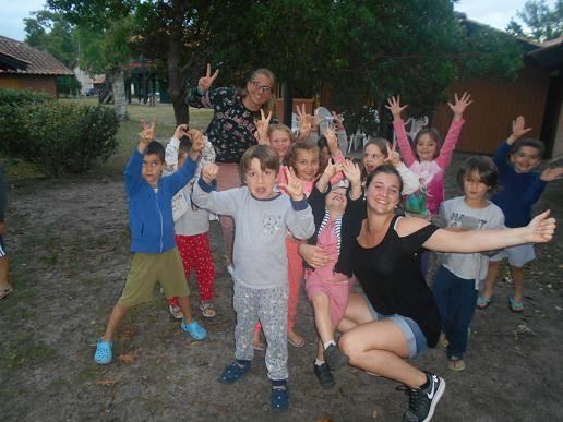 Mouguerre Jeunesse : L'été du bien-être chez les poussins