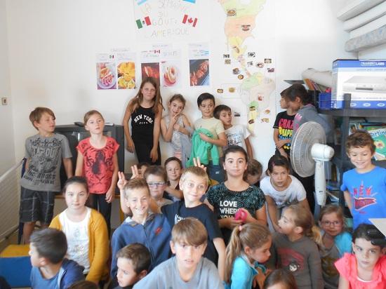 Mouguerre Jeunesse : «Rencontre, partage et solidarité» à l'école d'Elizaberri