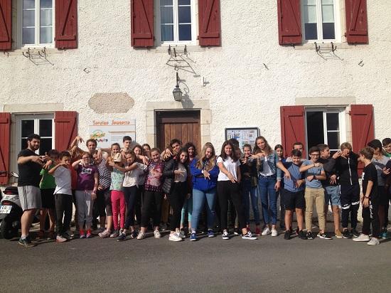 Mouguerre Jeunesse : Les Vacances d'automne détonnent dans l'espace jeunes.