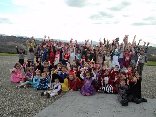 Mouguerre Jeunesse : Les vacances d'hiver