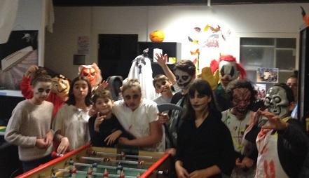 Mouguerre Jeunesse : Halloween à l'Espace Jeunesse