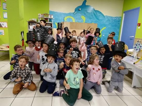 Mouguerre Jeunesse : Les vacances d'automne pour les Jaguars