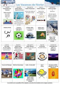Programme de la Passerelle jeunesse